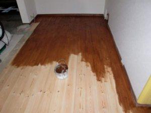 ステン オイル オイルステインの塗り方と落とし方